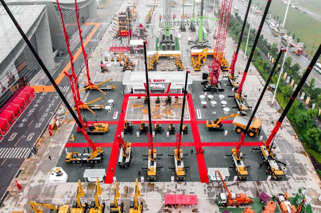 """CICEE 2019︱""""主场""""年度盛会收官,三一助力工程机械行业共赢未来"""