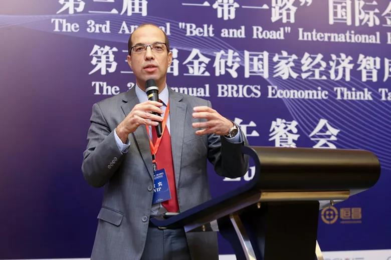 曾經的駐華大使,現在的億鼎博高管:架起中非橋梁