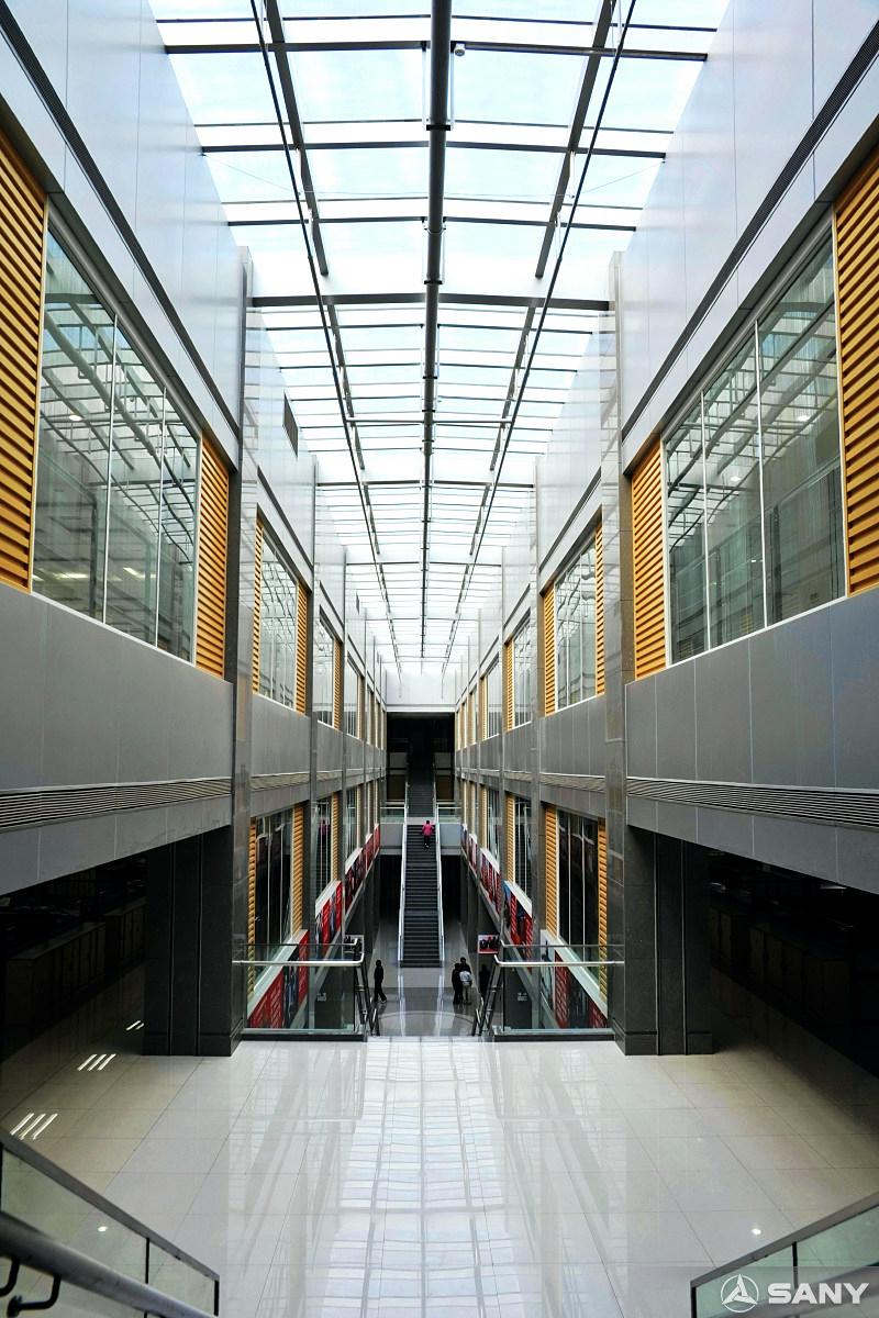 临港产业园办公区