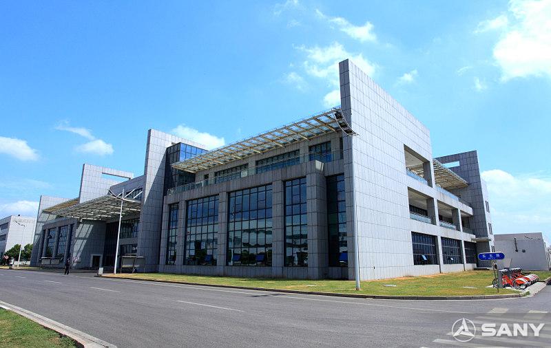 三一重机昆山产业园办公楼