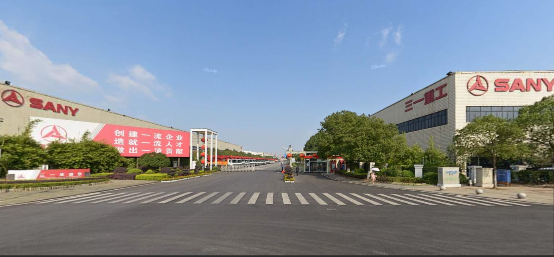 长沙三一工业城东门