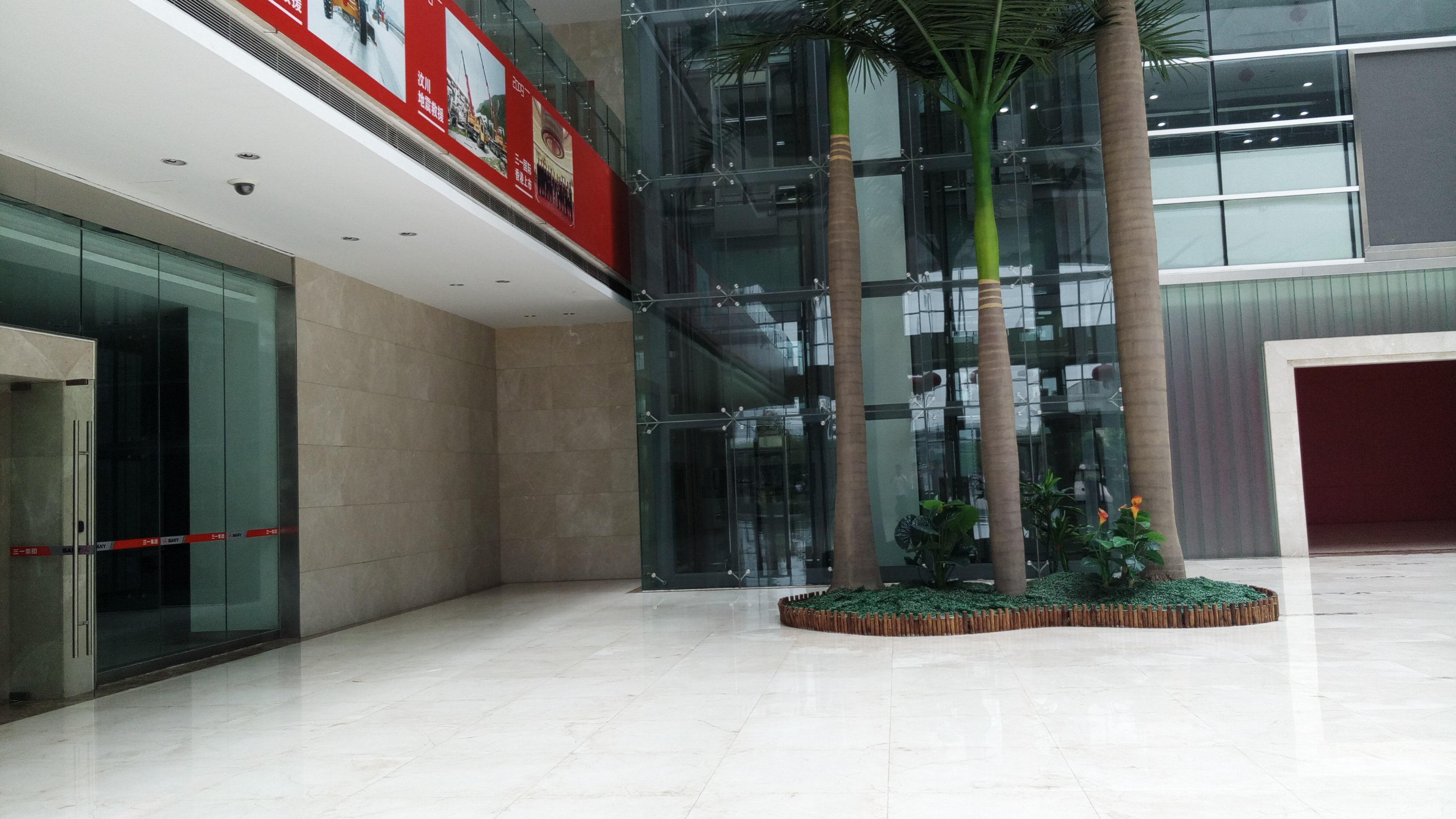 长沙三一工业城新研发楼内景