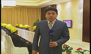 长沙新闻:三一重工产业工人聚焦十八大
