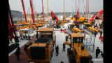 北京国际工程机械展,三一6300平米的*大展区,
