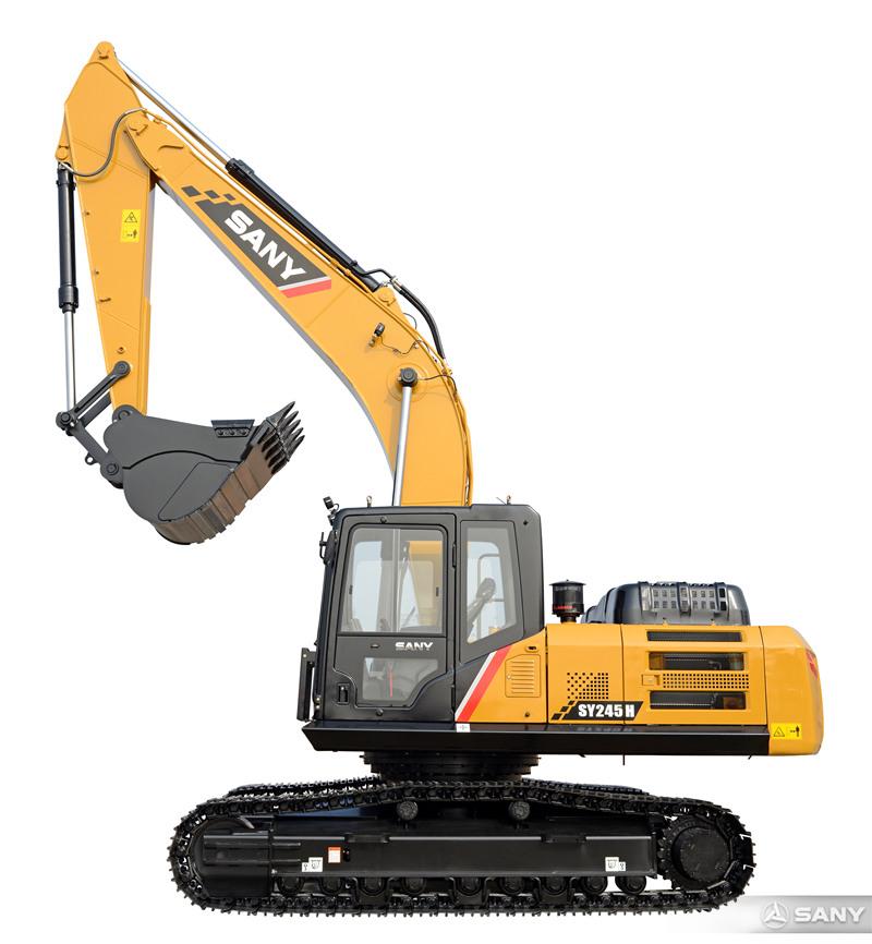 SY245H-10中型挖掘机