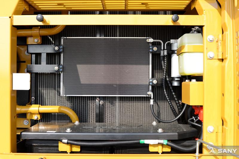 SY195C-10空调冷凝器