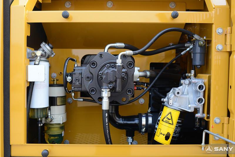 SY225C-10柱塞泵