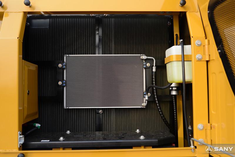 SY215C-10空调冷凝器