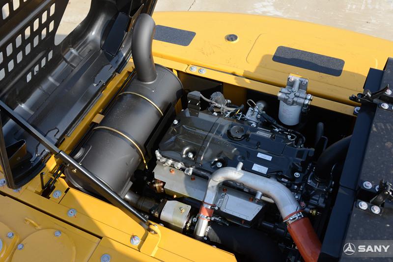 SY195C-10发动机